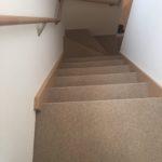 1階から2階の階段