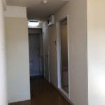 居室から玄関(玄関)